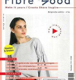 Fibre Mood Fibre Mood magazine editie 1