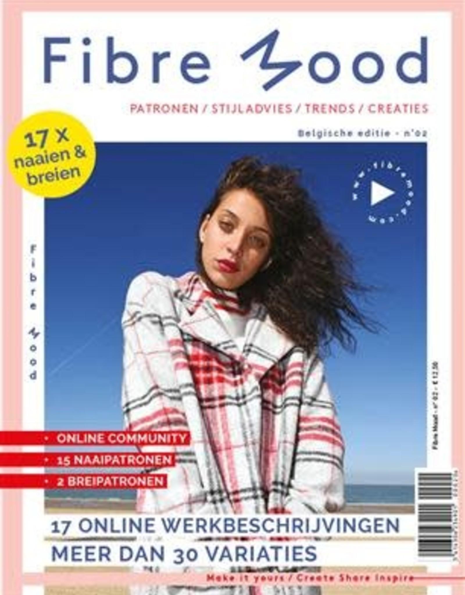 Fibre Mood Fibre Mood magazine editie 2 (duitstalig)