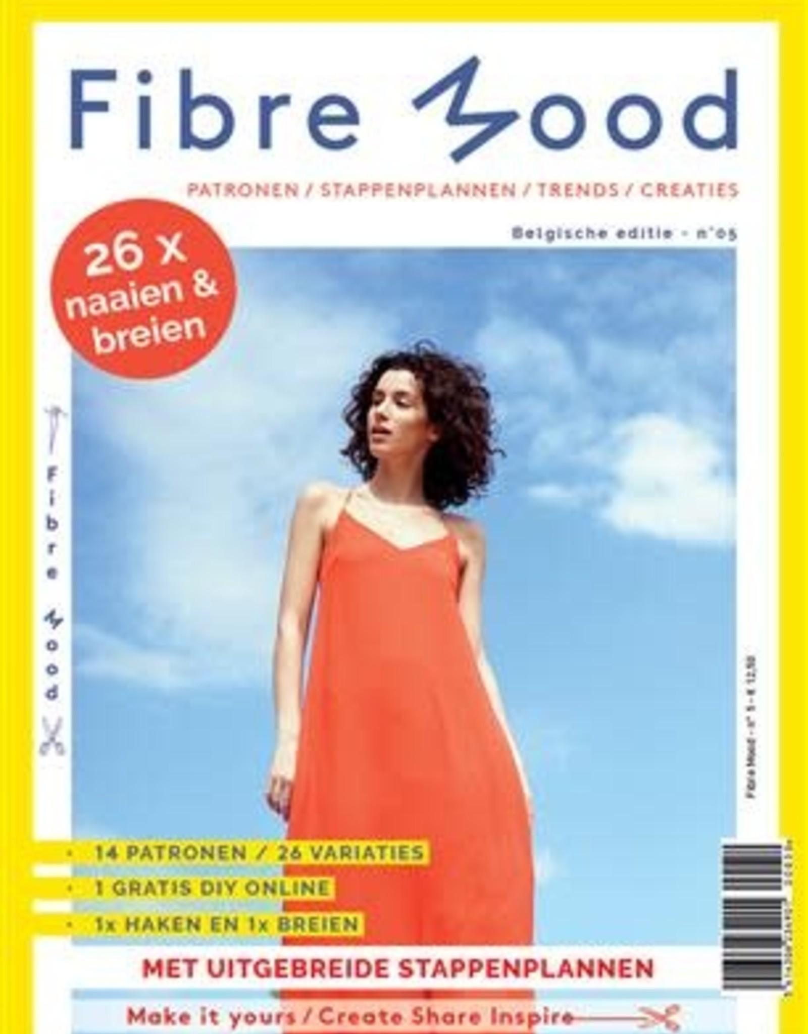 Fibre Mood Fibre Mood magazine editie 5