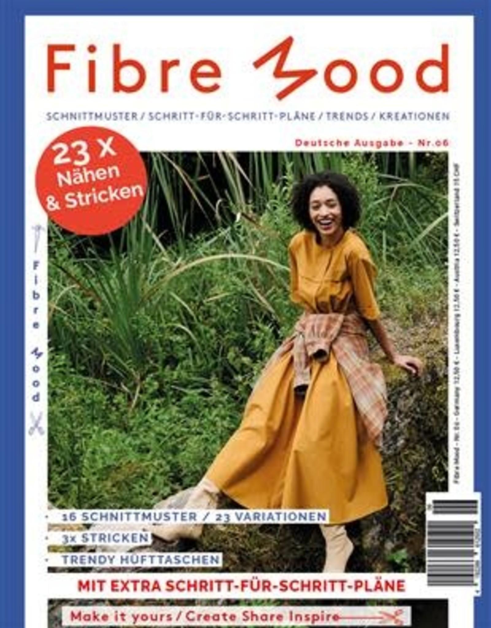 Fibre Mood Fibre Mood magazine editie 6