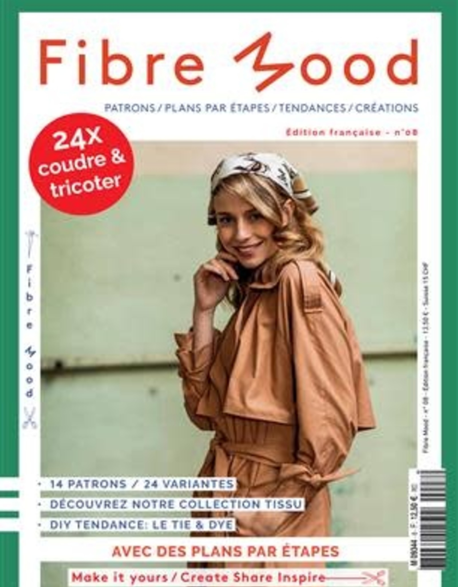 Fibre Mood Fibre Mood magazine editie 8