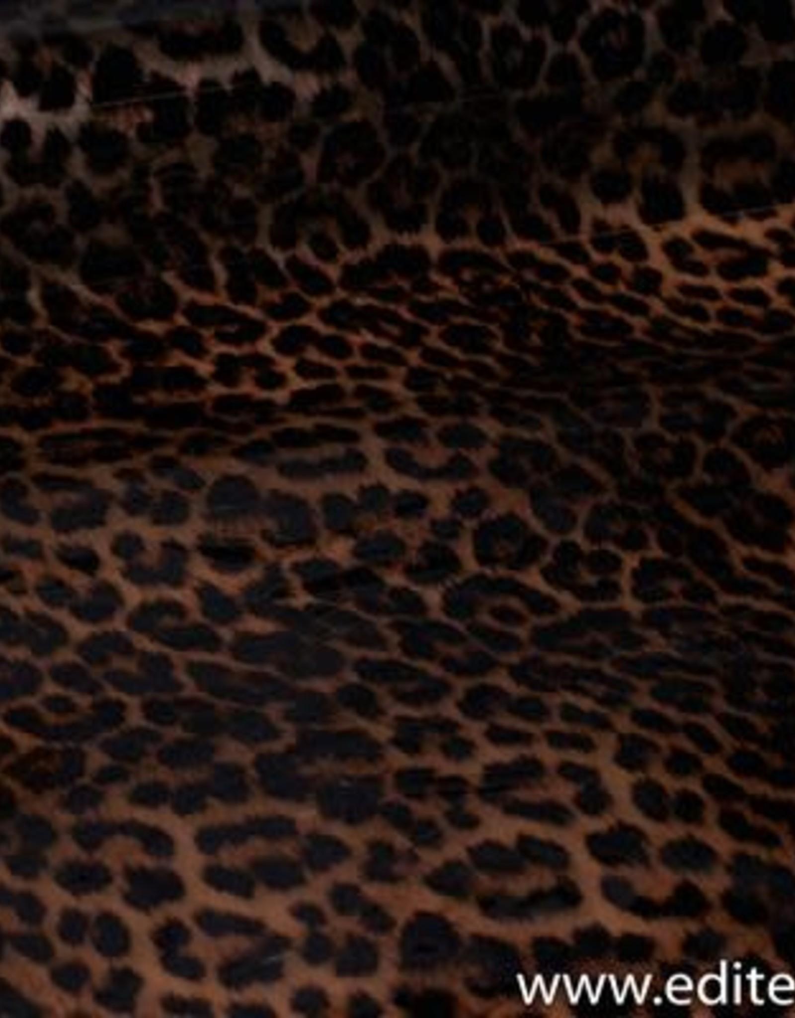 Fibre Mood Fibre Mood tijgerprint regenjasstof