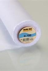 Vlieseline G 700 wit geweven tussenvoering 90 cm
