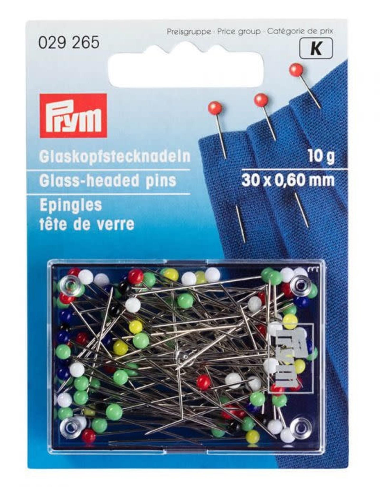 Prym Prym Glaskopnaalden staal 10 g