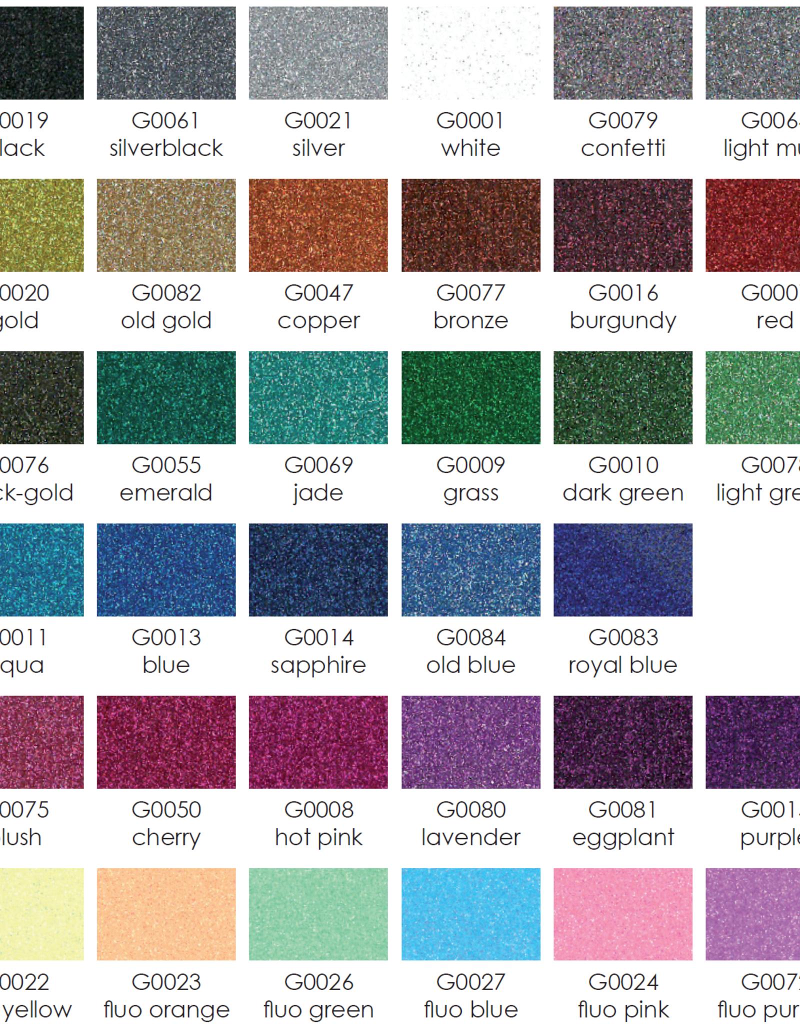 Flexfolie glitter 50 cm breed