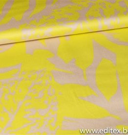 Fibre Mood Fibre Mood katoen fel geel/beige