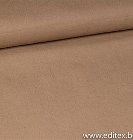 Fibre Mood Fibre mood bruine dikkere katoenen stof Martha