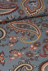 Editex Fabrics Editex Signature Paisley crepe