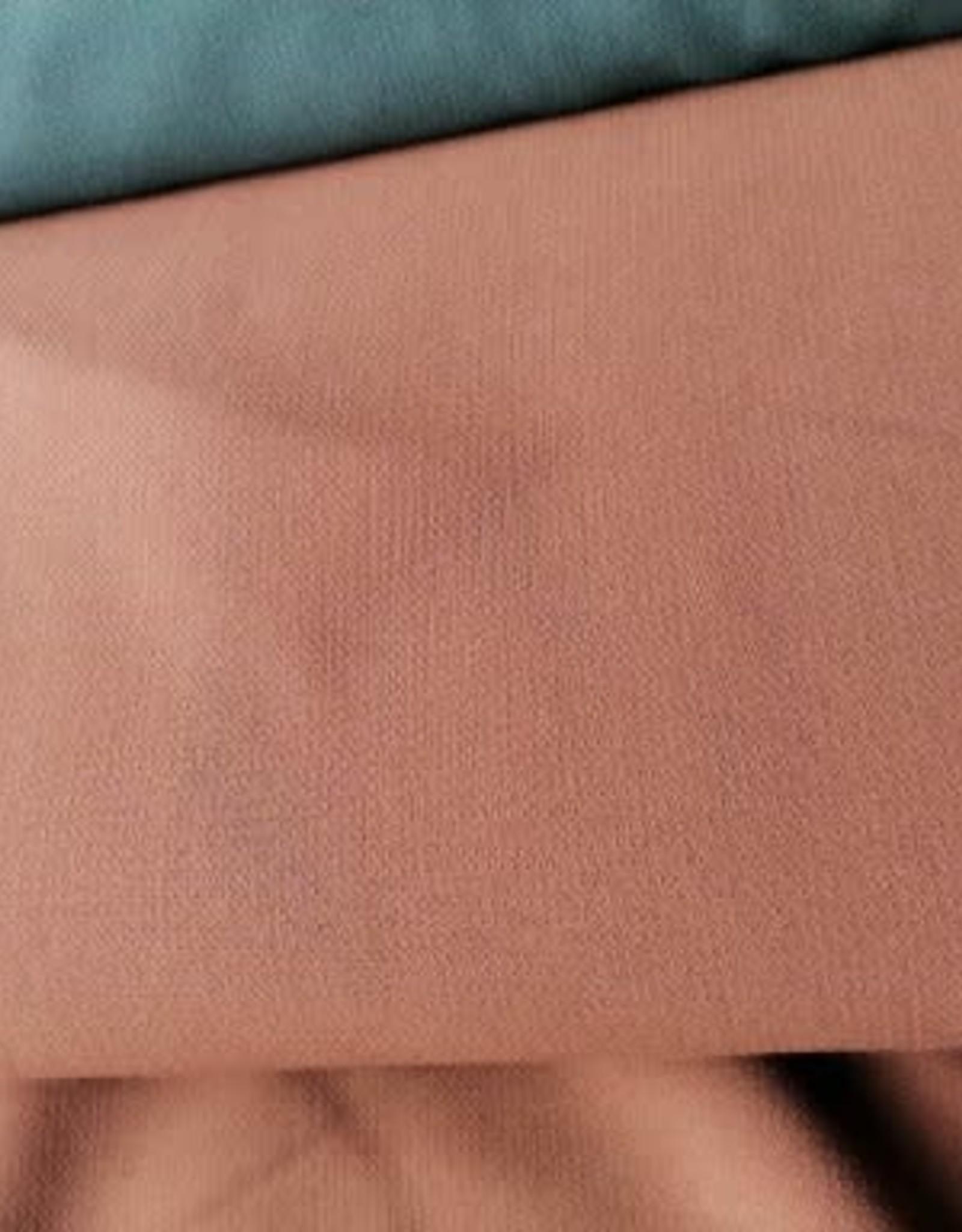 Editex Fabrics Editex bruine iets stevigere rekbare stof