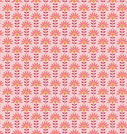 Poppy Poppy Katoen Graphic Flower