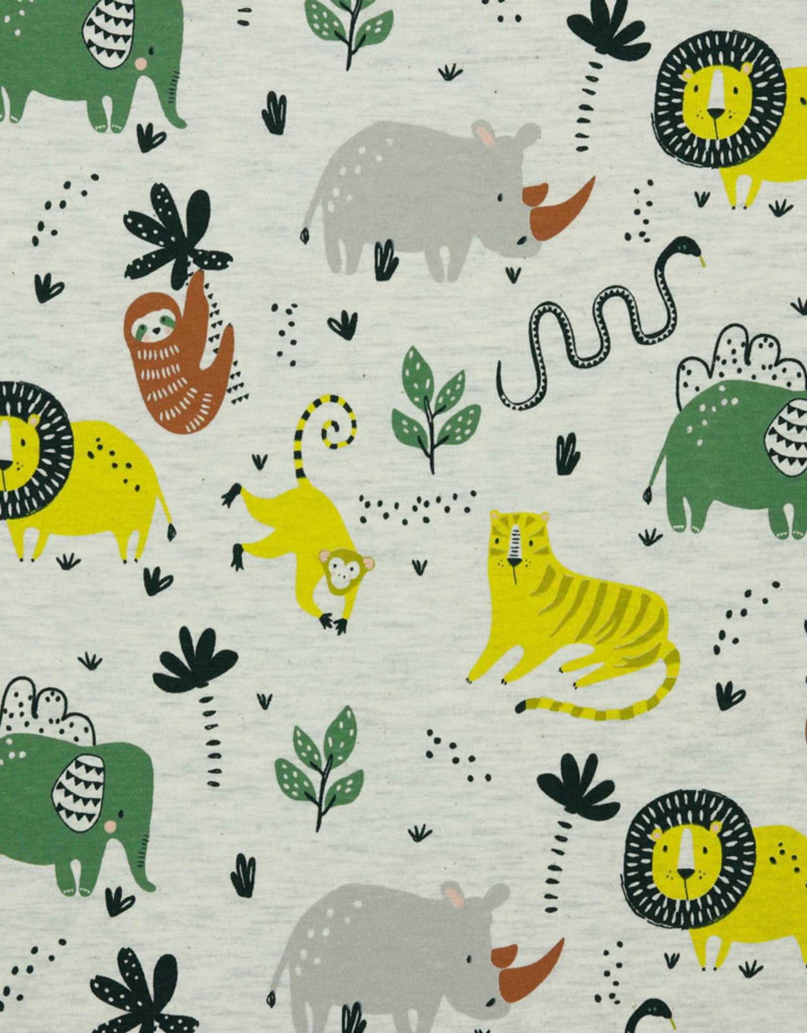 Poppy Poppy Jersey wild animals