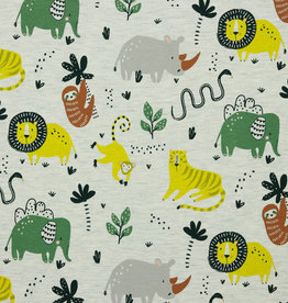 Poppy Poppy Jersey wild animals
