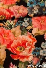 Fibre Mood Fibre mood bloemen viscose