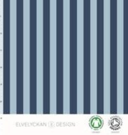 Elvelyckan Elvelyckan jersey verticale blauwe strepen