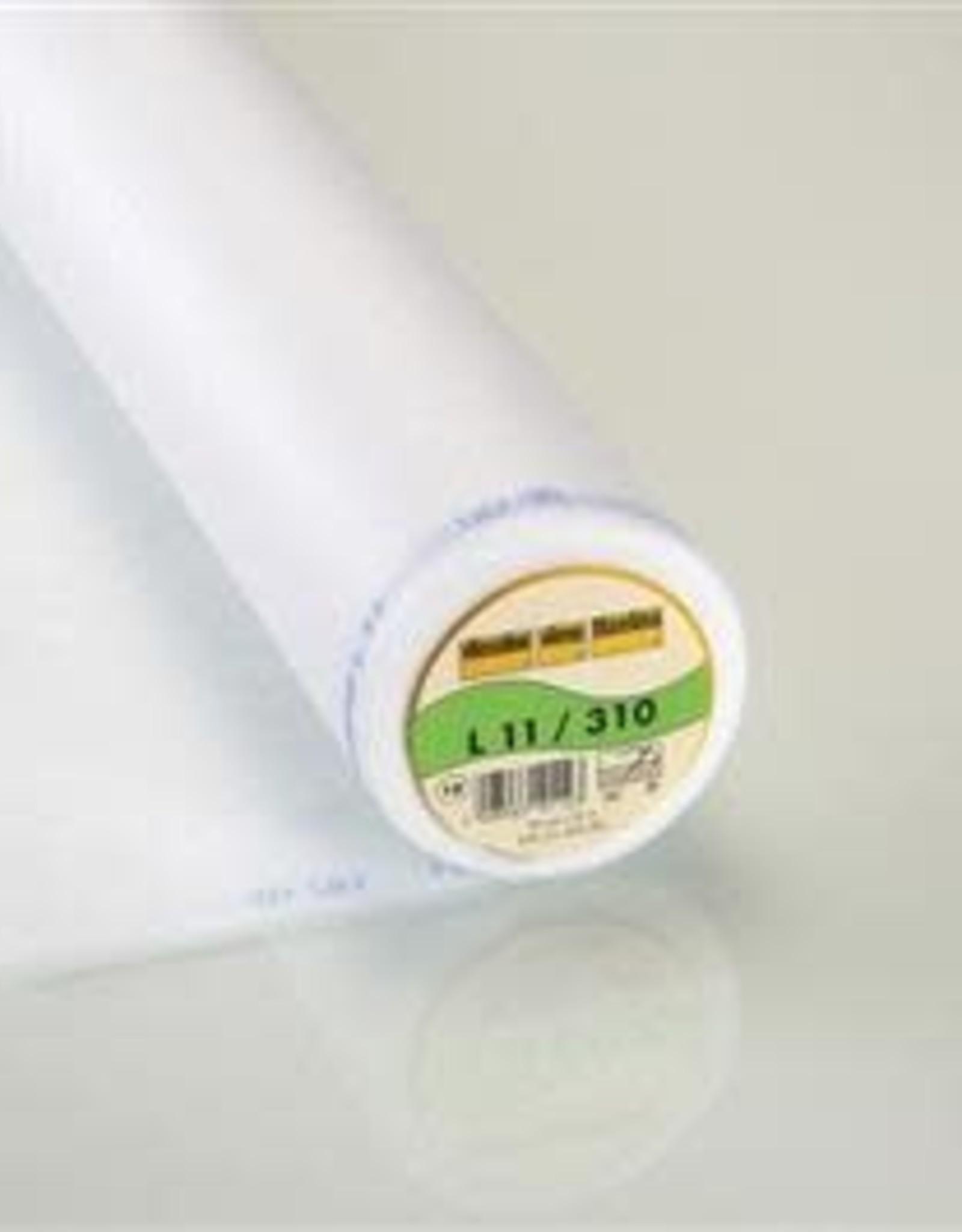 Vlieseline Filter voor mondmaskers, naaibare tussenvoering wit L11