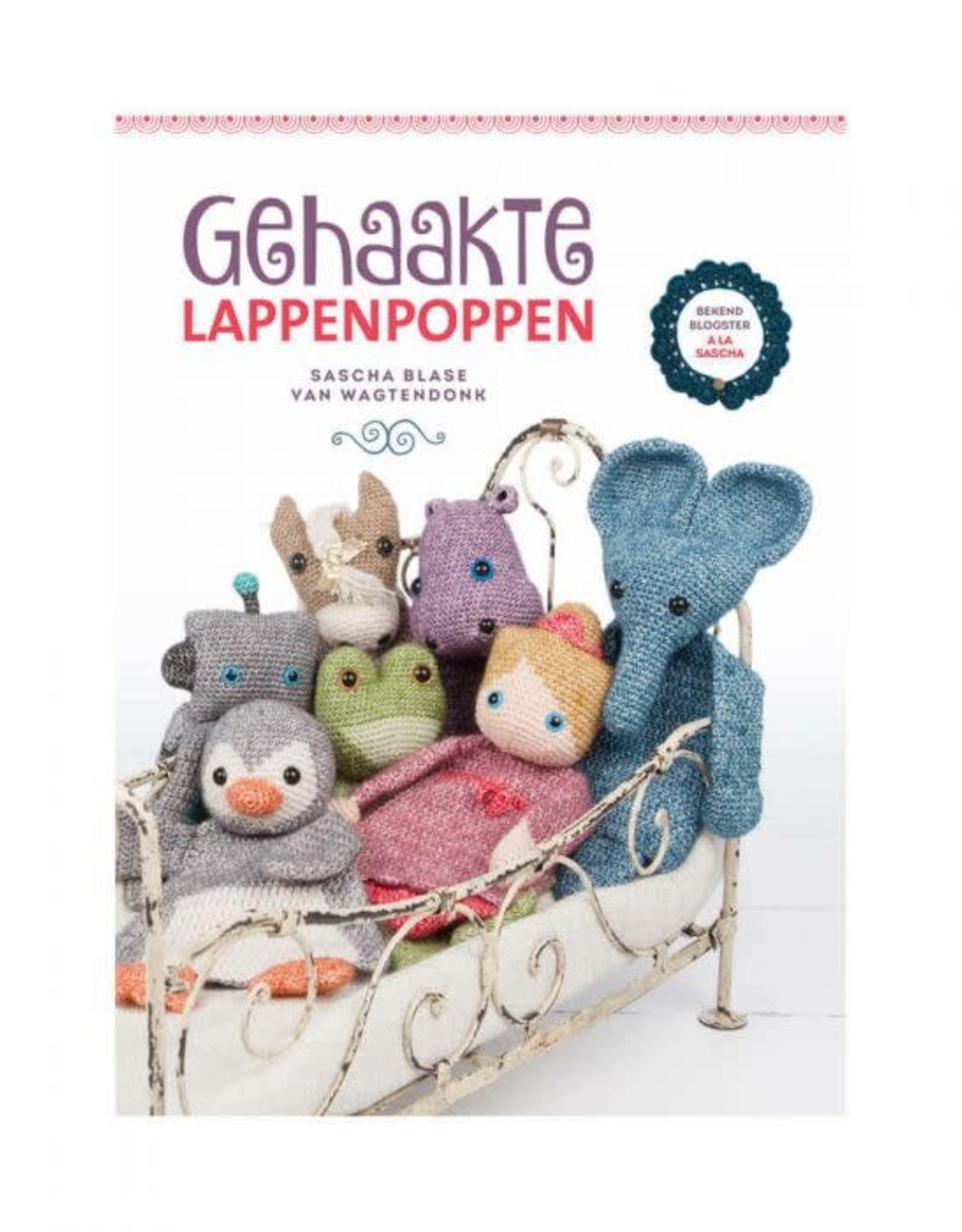 Gehaakte Lappenpoppen Auteur SASCHA BLASE-VAN WAGTENDONK