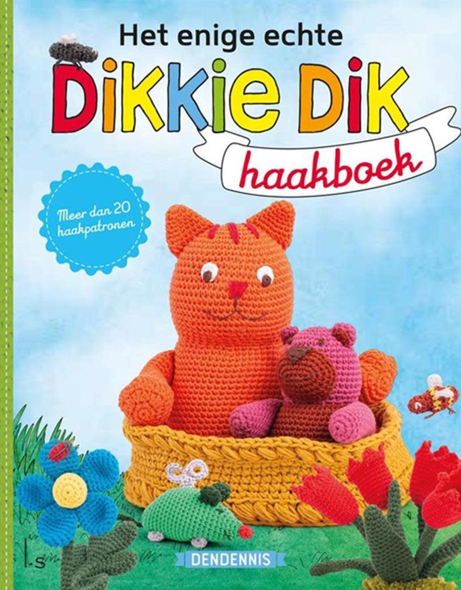 Het enige echte Dikke Dik haakboek