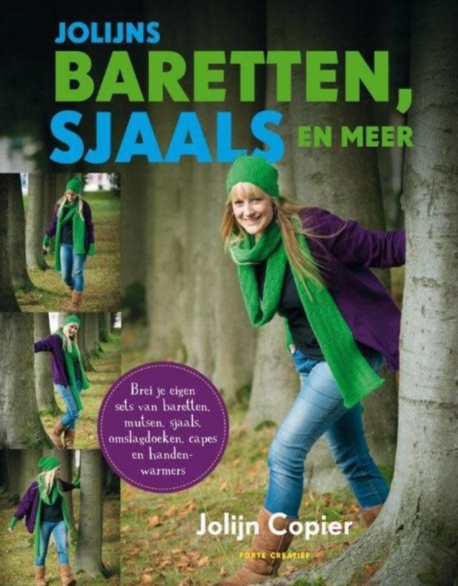Jolijns baretten, sjaals en meer Auteur: Jolijn Copier