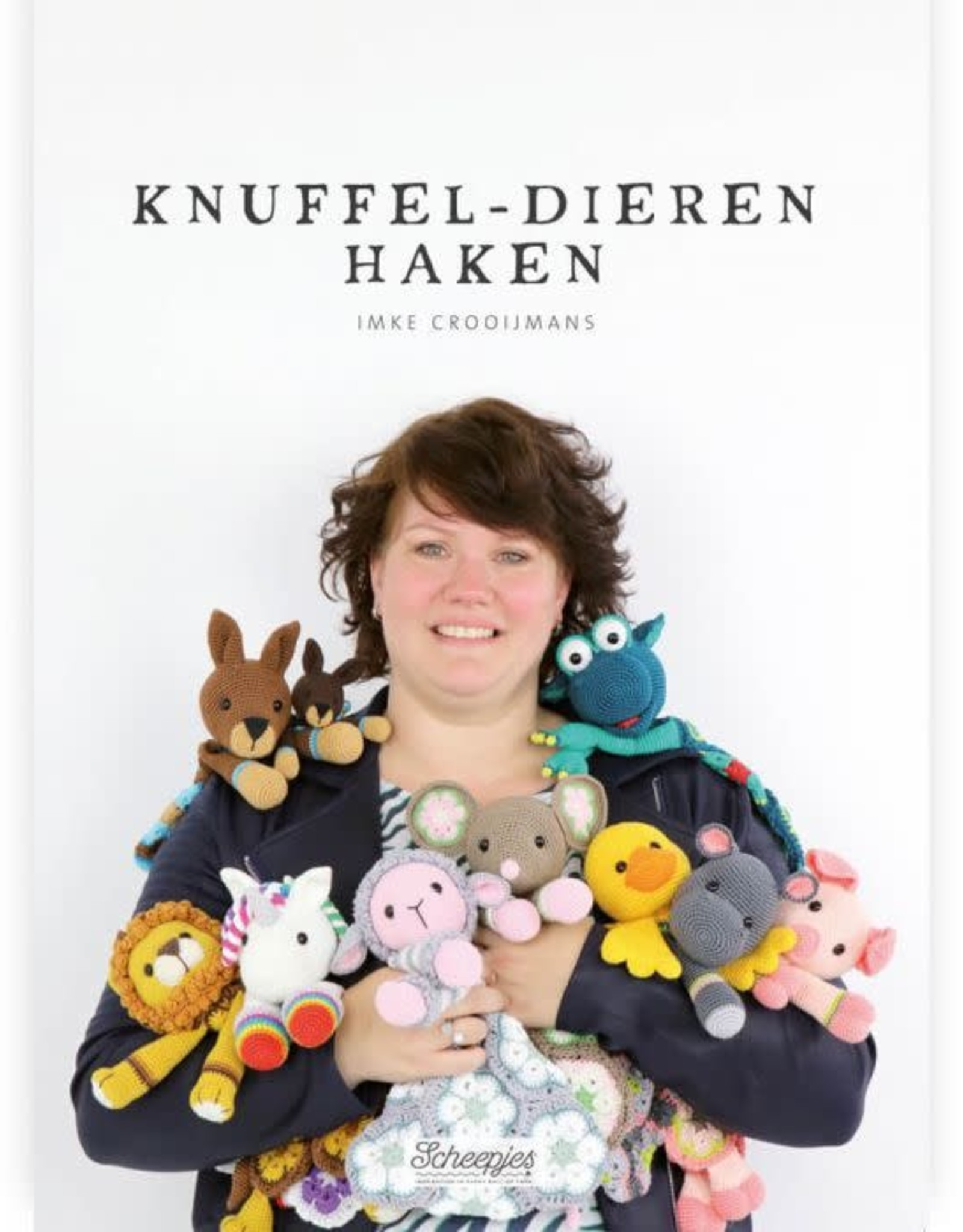 Knuffeldieren haken Auteur Imke Cooijmans