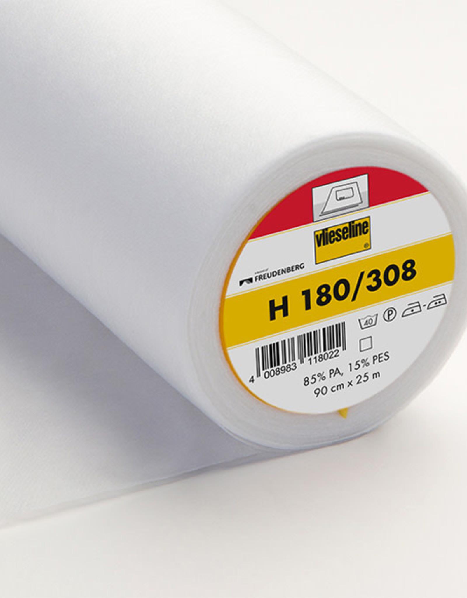 Vlieseline Vlieseline H 180 plakbare tussenvoering wit 90 cm
