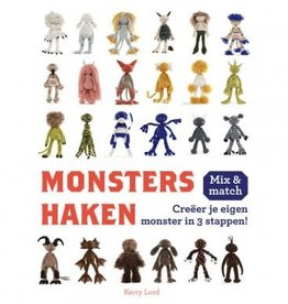 Monsters haken- Kerry Lord