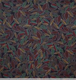 Polytex Polytex elastisch katoen mexican print