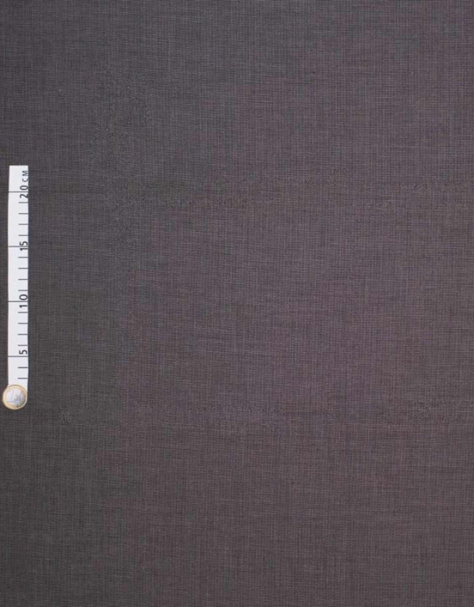 Polytex Polytex geweven bamboo donker grijs recycled