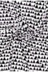 Polytex Polytex Katoen black/white driehoekjes