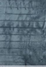 Polytex Polytex knit fur donkerblauw
