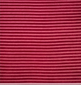 Polytex Polytex knit stripes winter rood