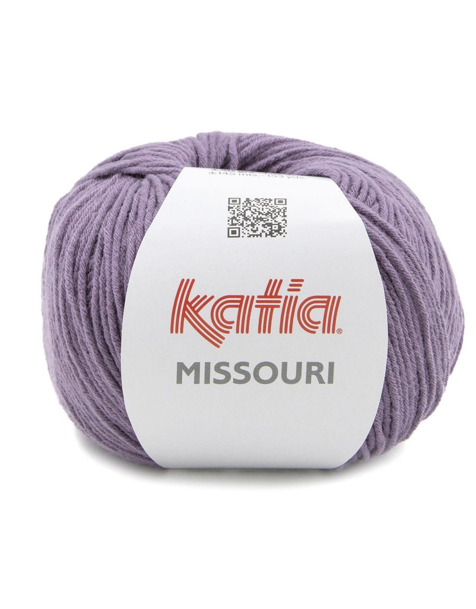 Katia Katia Missouri 46  donker paars