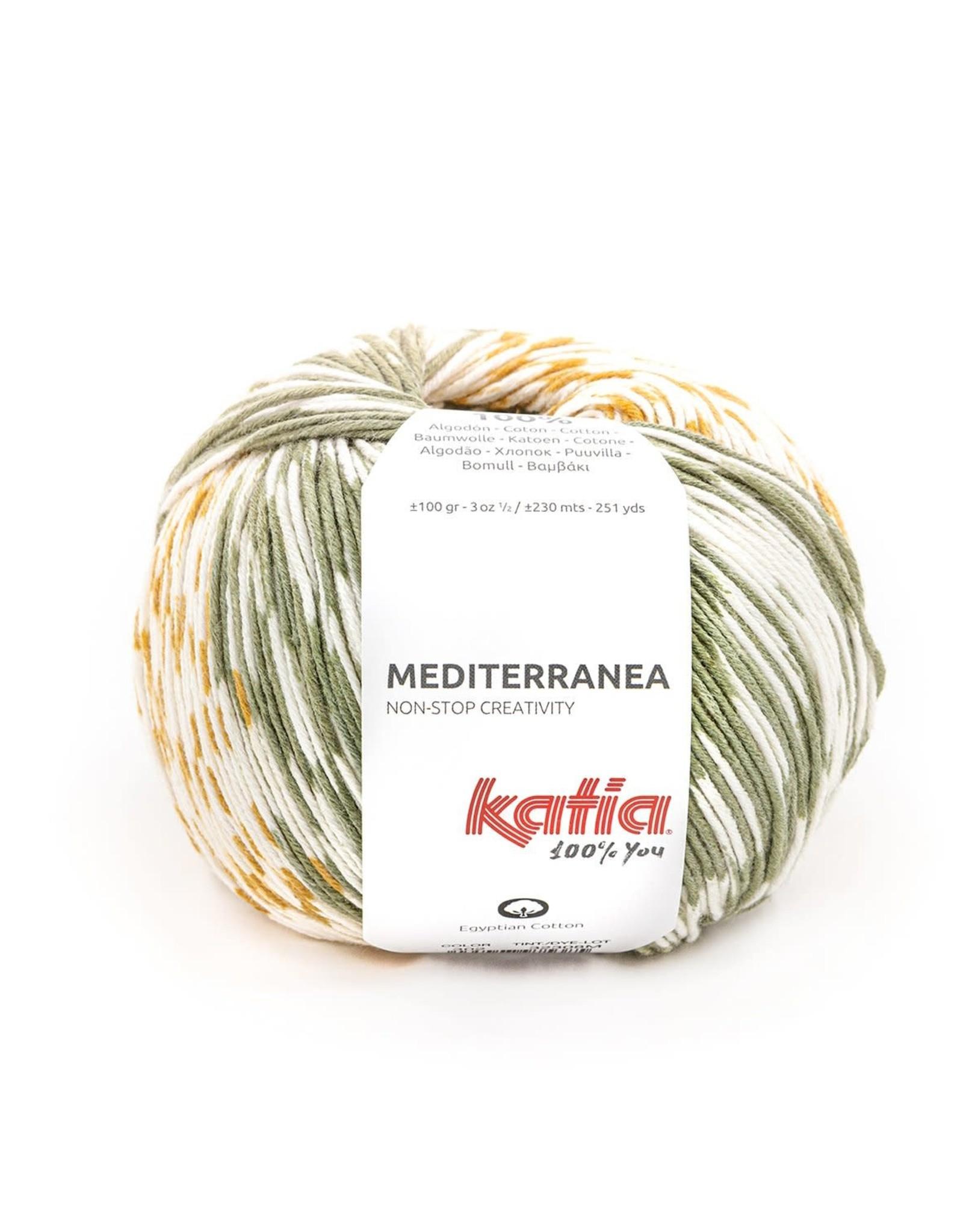 Katia Katia  Mediterranea 302 - Kaki-Oker