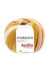 Katia Katia Paraiso 106 - Oranje-Oudroze-Reebruin