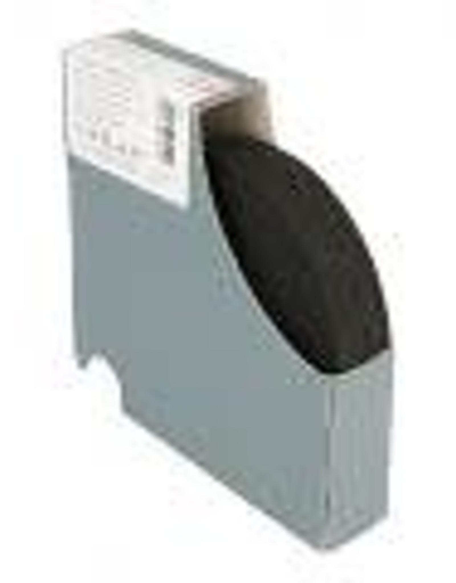 Prym Prym knoopsgatenelastiek 25 mm zwart