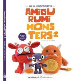 Boek Amigurumi monsters 2 - Joke Vermeiren