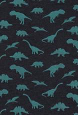Poppy Poppy Sweater Dinosaurs Flock