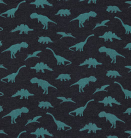 Poppy Poppy Sweater Dinosaurs Flock