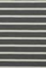 Poppy Poppy Jersey stripe grijs