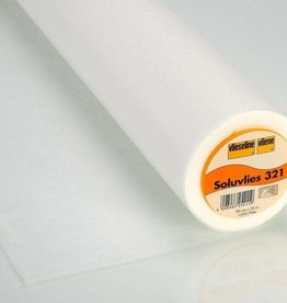 Vlieseline Soluvlies 45 cm wit