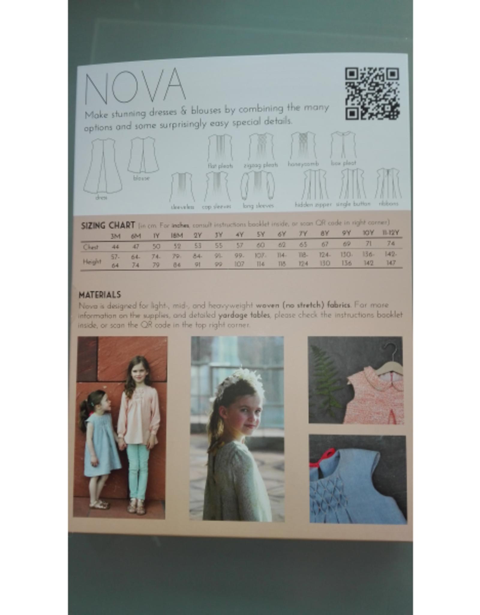 Straight Grain StraightGrain Nova patroon