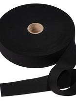 Prym Prym elastiek zwart 6 cm zacht