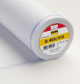 Vlieseline Vlieseline G 405 plakbare tussenvoering  wit