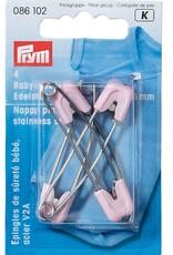 Prym Prym BABYVEILIGHEIDSSPELDEN 55mm ROSE (4st)