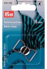 Prym Prym BIKINISLUITING HAAK 15mm (p1st)