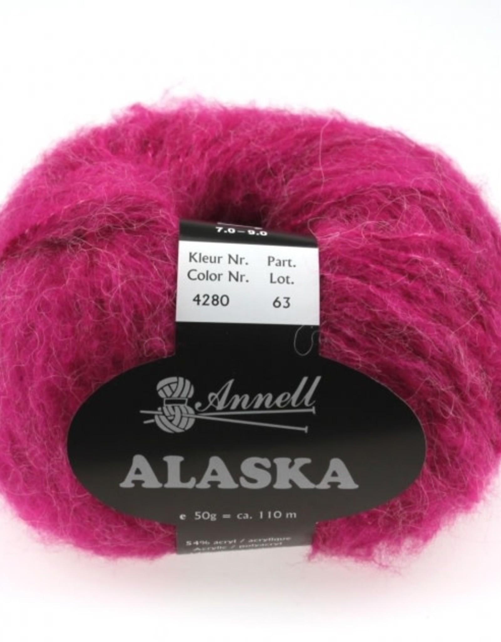 Annell Alaska 4280 - fushia