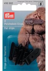 Prym Prym CLIPS VOOR BONTHAKEN ZWART (2st)