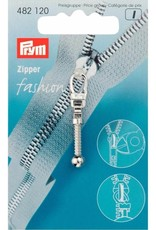 Prym Prym FASHION-ZIPPER KNOTS ZILVER