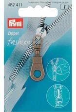 Prym Prym FASHION-ZIPPER RING OUDMESSING