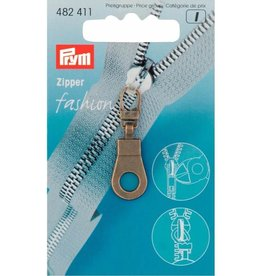 Prym Prym FASHION-ZIPPER RING OUDMESSING
