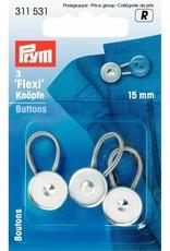 Prym Prym FLEXIKNOPEN 15mm (3st)